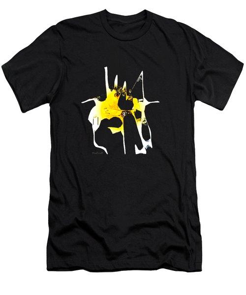 Duel Men's T-Shirt (Athletic Fit)
