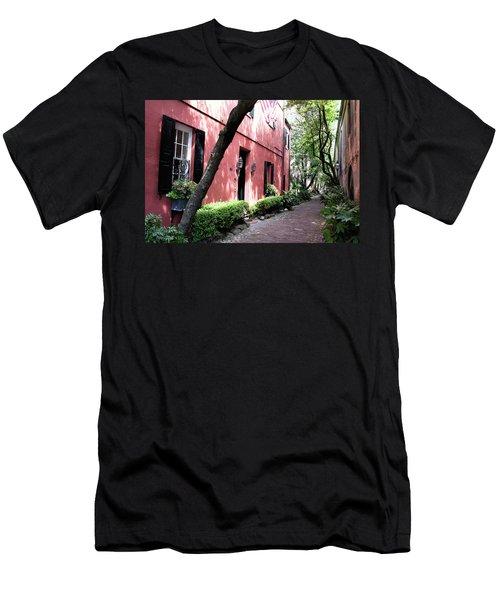 Dueler's Alley Men's T-Shirt (Athletic Fit)