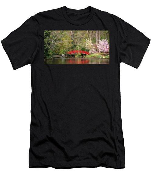 Duke Japanese Garden Men's T-Shirt (Athletic Fit)