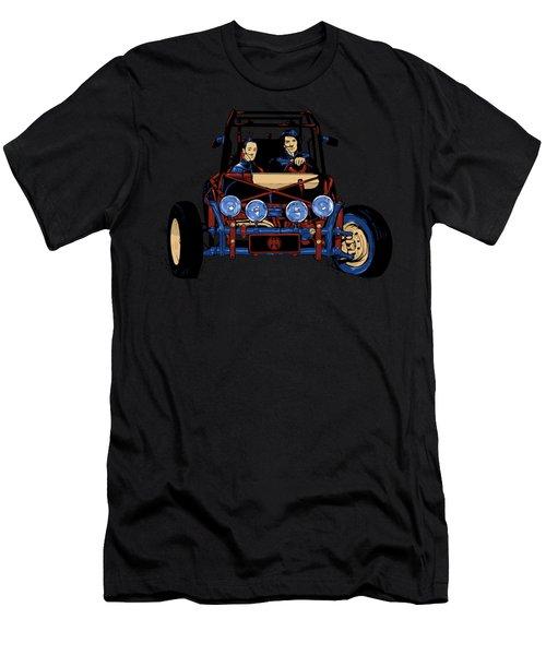 Dune Buggy  Men's T-Shirt (Athletic Fit)