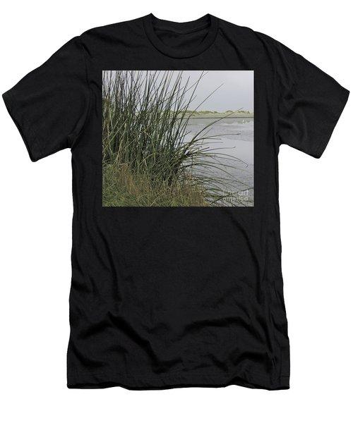 Bodega Dunes #2 Men's T-Shirt (Athletic Fit)