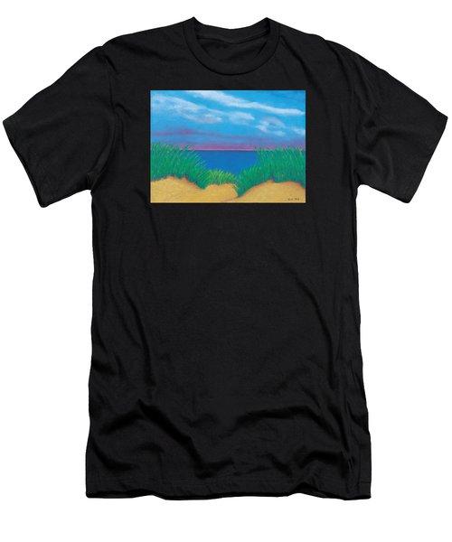Dunes At Dawn Men's T-Shirt (Athletic Fit)