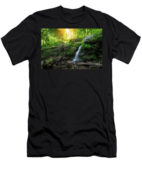 Dunnfield Creek Sunrise  Men's T-Shirt (Athletic Fit)