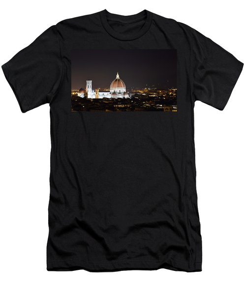 Duomo Illuminated Men's T-Shirt (Athletic Fit)