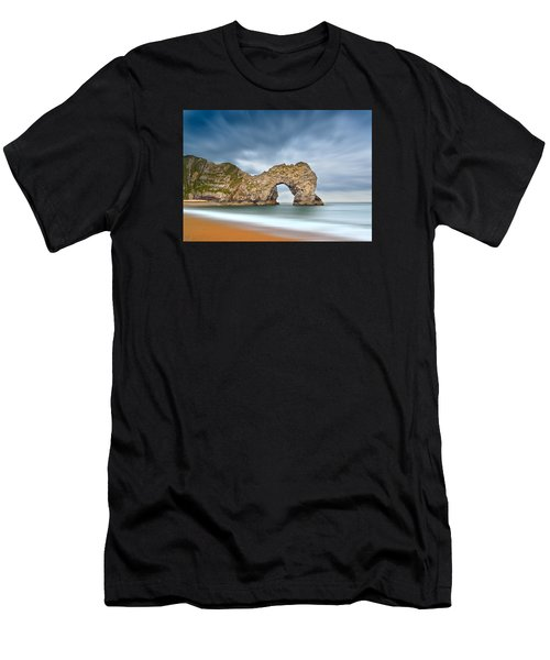 Durdle Door 1 Men's T-Shirt (Athletic Fit)