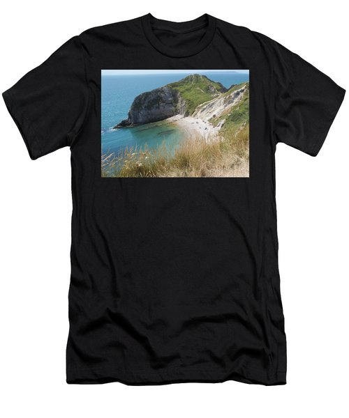 Durdle Door Photo 1 Men's T-Shirt (Athletic Fit)