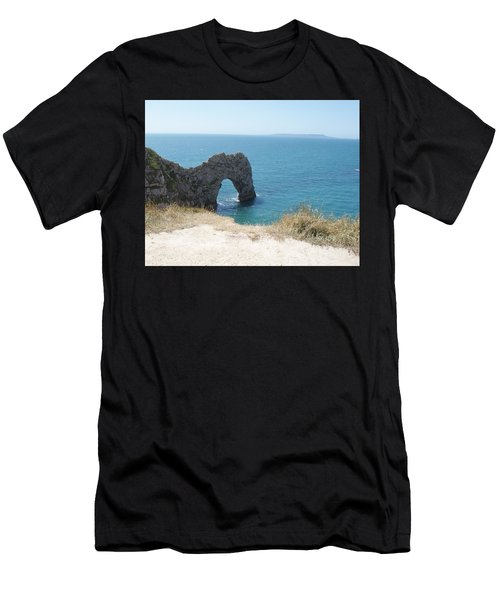Durdle Door Photo 3 Men's T-Shirt (Athletic Fit)