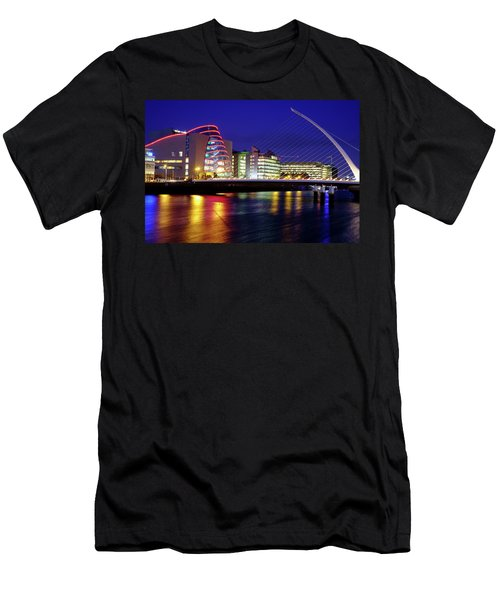 Dusk In Dublin Men's T-Shirt (Athletic Fit)