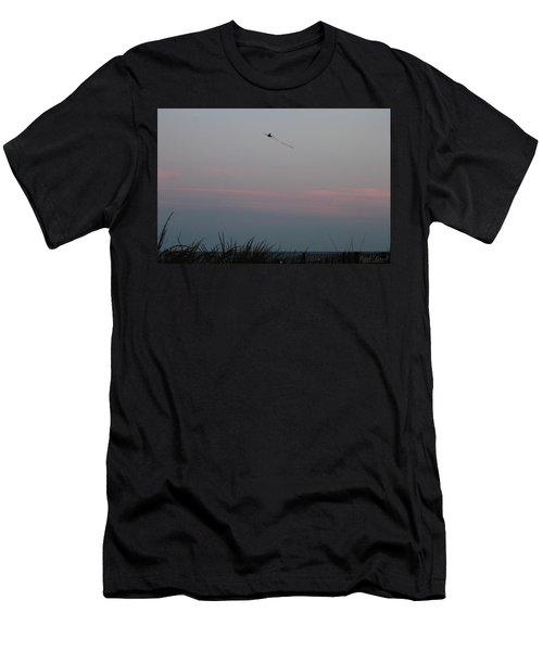 Dusky Colors  Men's T-Shirt (Athletic Fit)