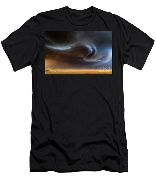 Dust Storm Men's T-Shirt (Athletic Fit)