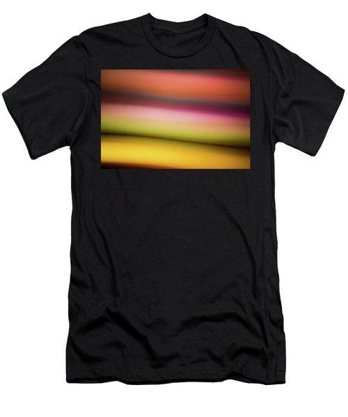 Dusty Sunset Men's T-Shirt (Athletic Fit)