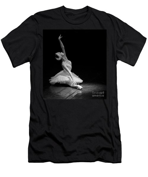 Dying Swan II. Men's T-Shirt (Athletic Fit)