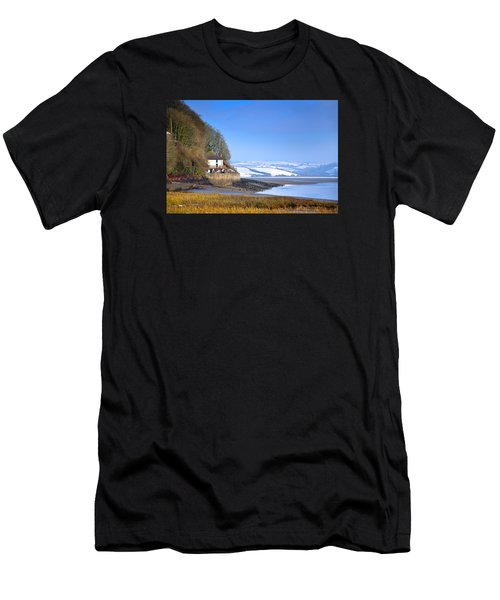 Dylan Thomas Boathouse 3 Men's T-Shirt (Athletic Fit)