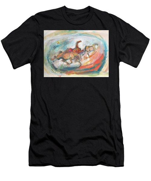 Dynamic Run Men's T-Shirt (Athletic Fit)