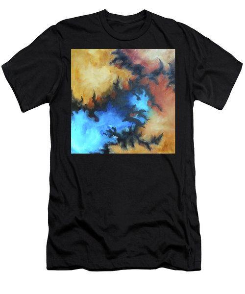 Dynasty Expressionist Painting Men's T-Shirt (Athletic Fit)