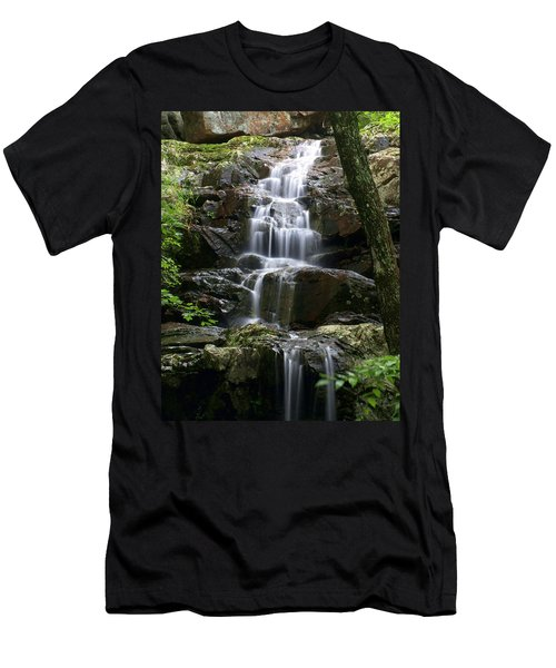 E Falls Men's T-Shirt (Athletic Fit)