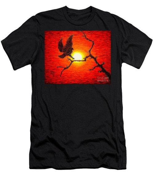 Eagle B2 Men's T-Shirt (Athletic Fit)