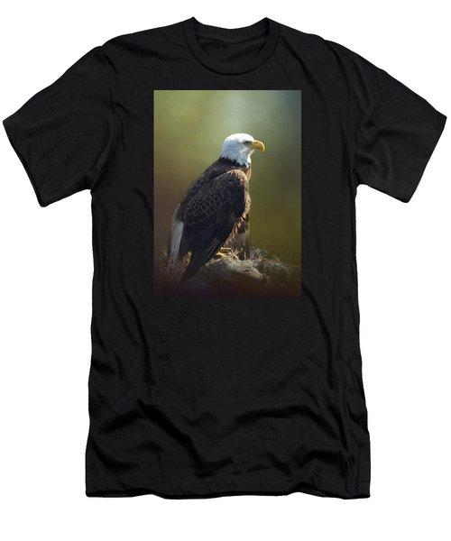 Eagles Rest Ministries Men's T-Shirt (Athletic Fit)