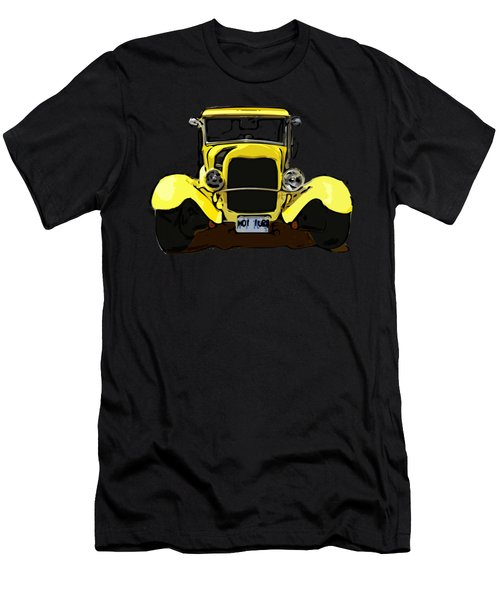 Early 1930s Ford Yellow Men's T-Shirt (Athletic Fit)