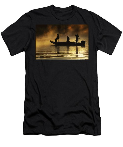 Early Casting Call Men's T-Shirt (Athletic Fit)