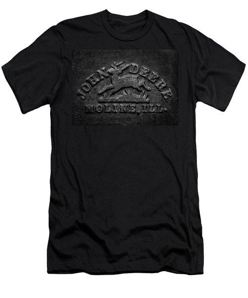 Early John Deere Emblem Men's T-Shirt (Athletic Fit)