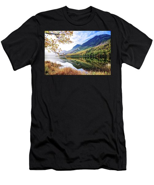 Early Morning Buttermere Men's T-Shirt (Athletic Fit)