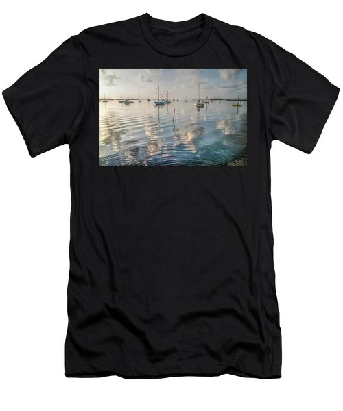 Early Morning Calm Men's T-Shirt (Athletic Fit)