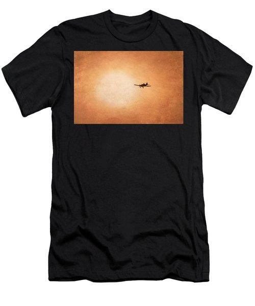 Early Morning Flight Men's T-Shirt (Athletic Fit)