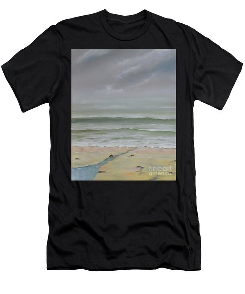 Early Morning Fog Men's T-Shirt (Athletic Fit)