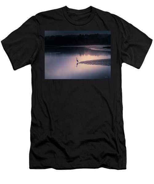 Early Morning Greeter Men's T-Shirt (Athletic Fit)