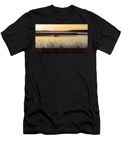 Early Morning Haze Men's T-Shirt (Athletic Fit)