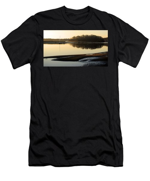 Early Morning Reflections  Men's T-Shirt (Athletic Fit)