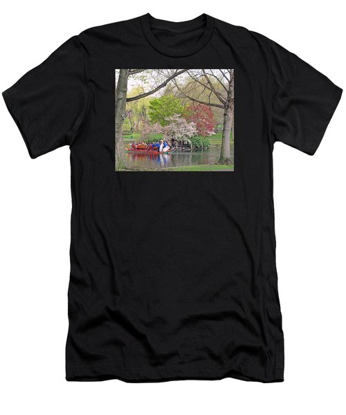 Early Spring Boston Men's T-Shirt (Athletic Fit)