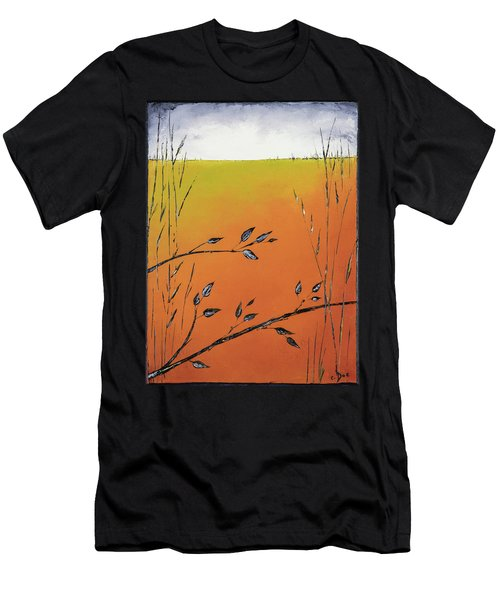 Early Spring  Men's T-Shirt (Athletic Fit)