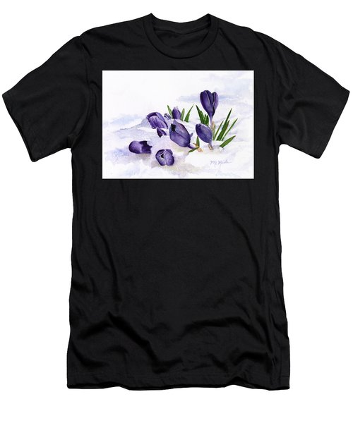 Early Spring In Montana Men's T-Shirt (Athletic Fit)