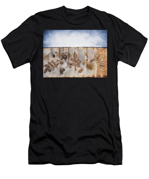 Earth And Sky II Men's T-Shirt (Athletic Fit)