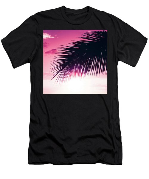 Earth Heart Kahakai Men's T-Shirt (Slim Fit) by Sharon Mau