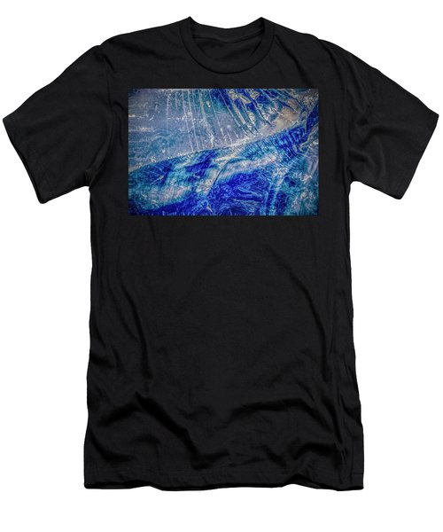 Men's T-Shirt (Athletic Fit) featuring the photograph Earth Portrait 001-102 by David Waldrop