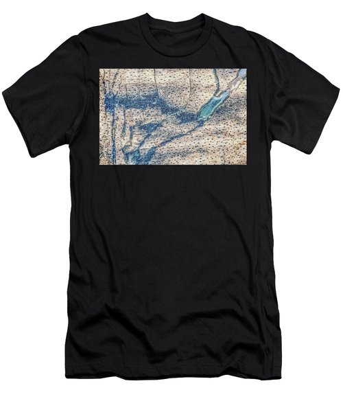 Men's T-Shirt (Athletic Fit) featuring the photograph Earth Portrait 001-118 by David Waldrop