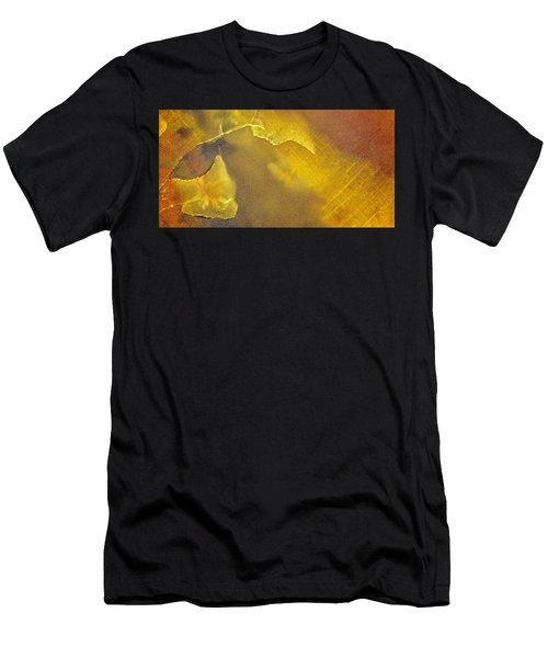 Earth Portrait 001-120 Men's T-Shirt (Athletic Fit)