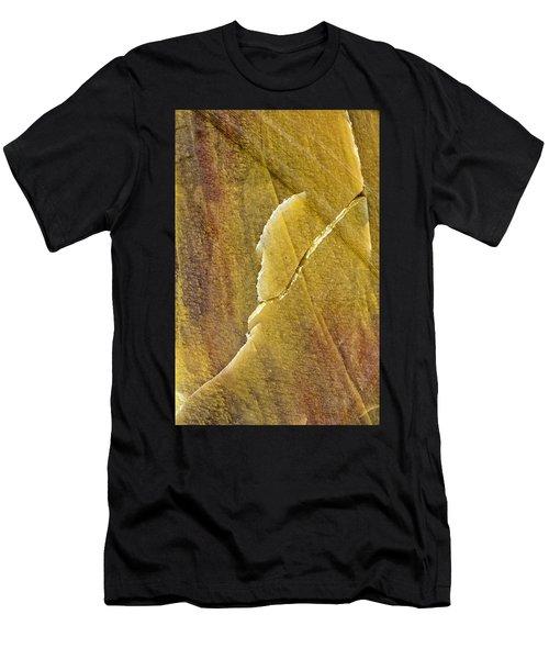 Earth Portrait 001-66 Men's T-Shirt (Athletic Fit)
