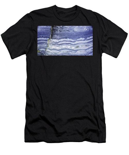 Earth Portrait 001-68 Men's T-Shirt (Athletic Fit)