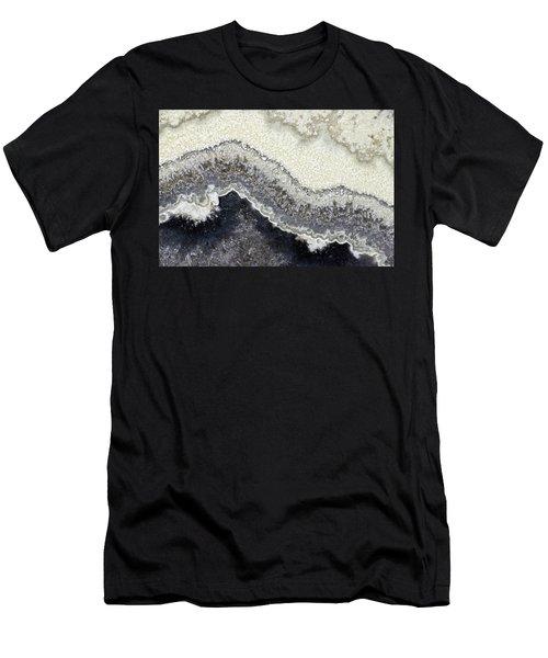 Earth Portrait 002 Men's T-Shirt (Athletic Fit)