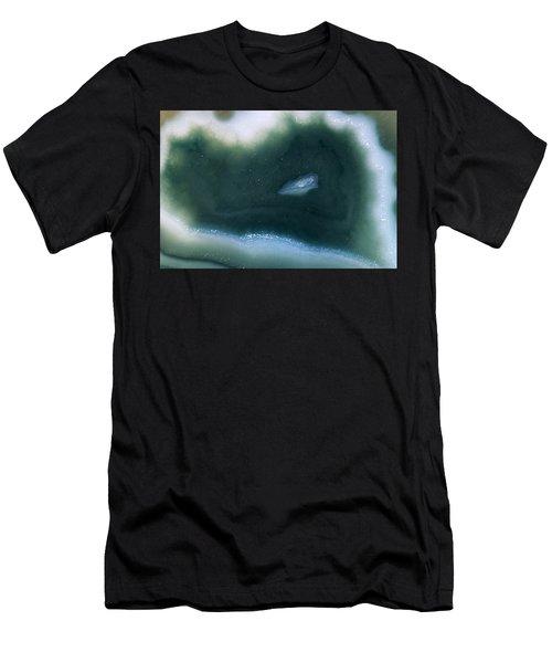 Earth Portrait 003 Men's T-Shirt (Athletic Fit)