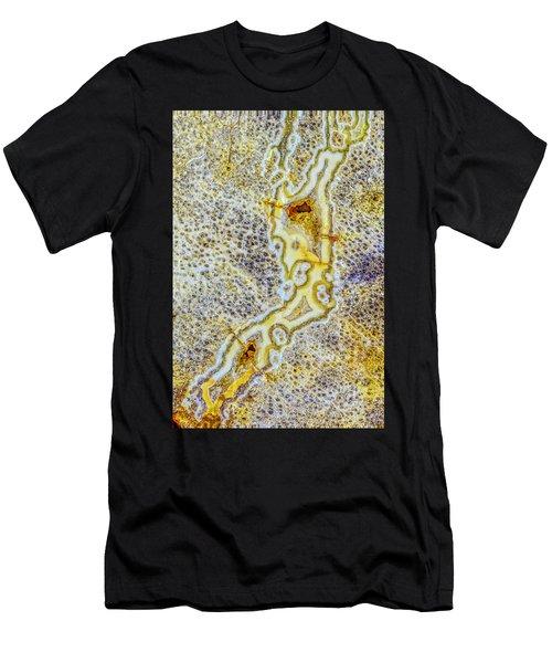 Earth Portrait 276 Men's T-Shirt (Athletic Fit)