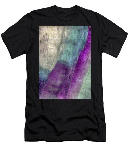 Earth Portrait 296 Men's T-Shirt (Athletic Fit)