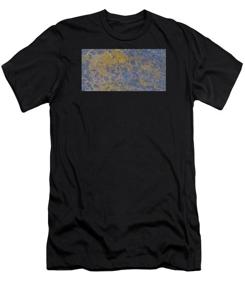 Earth Portrait L 2 Men's T-Shirt (Athletic Fit)