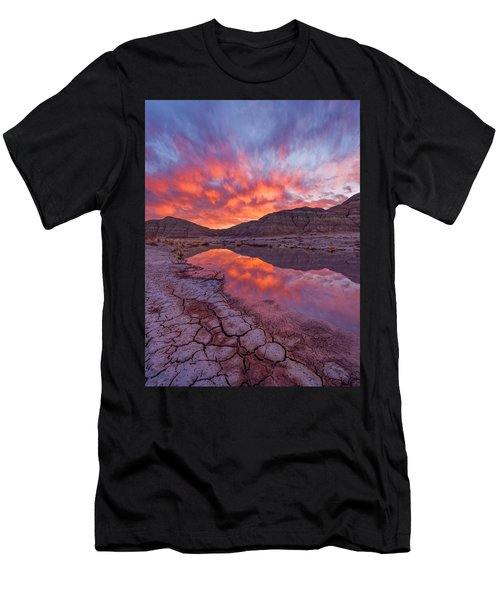 Earth Scales Men's T-Shirt (Athletic Fit)