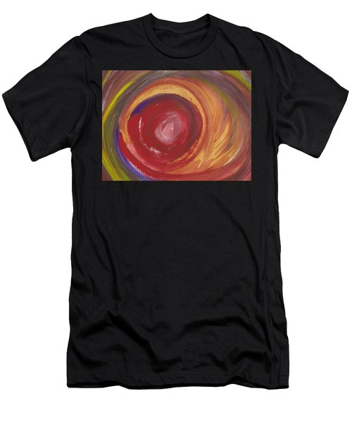 Earth Storm  Men's T-Shirt (Athletic Fit)