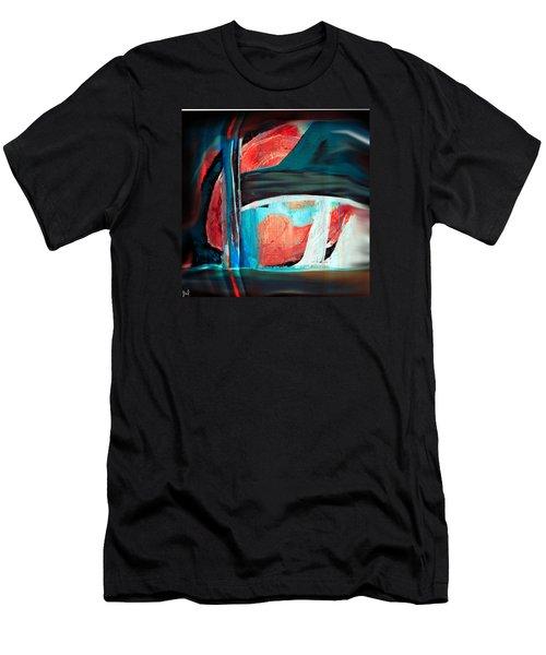 Contrast And Concept Men's T-Shirt (Slim Fit)